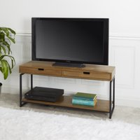 Better Homes & Gardens Juno Natural Wood Console Table with Drawers