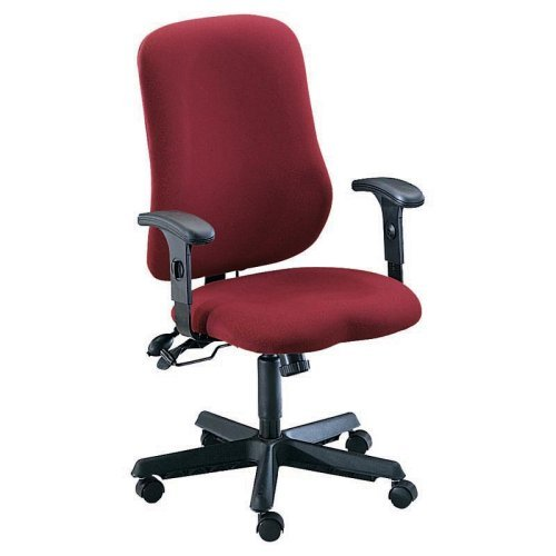 Mayline Contoured High Back Office Chair