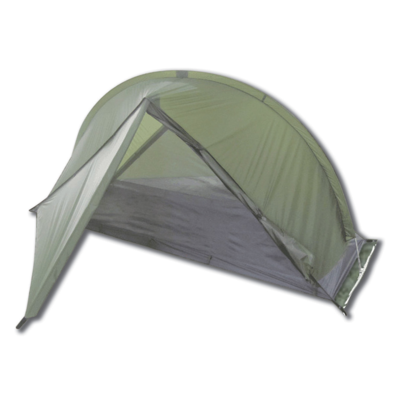 Solo 1-Person Lightweight Backpacking Tent