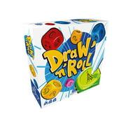 Blue Orange : Draw and roll (Multi)