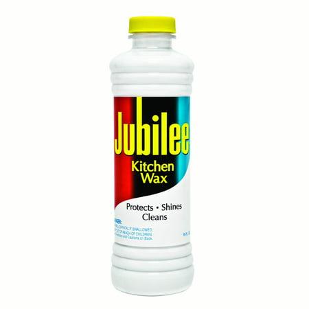 Jubilee Kitchen Wax, 15 Oz