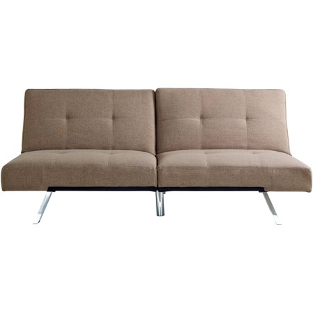 Devon Claire Austin Fabric Futon Sofa Bed Multiple Colors