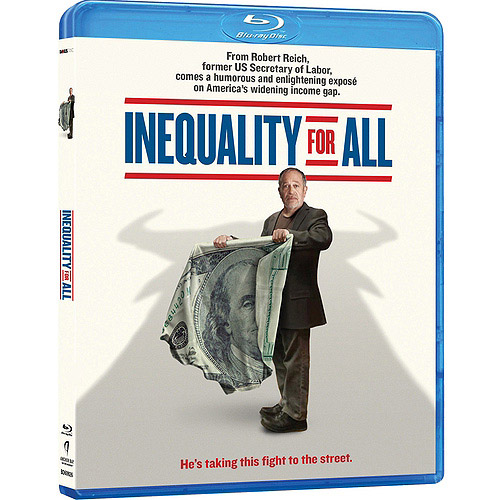 Inequality For All (Blu-ray) (Widescreen)