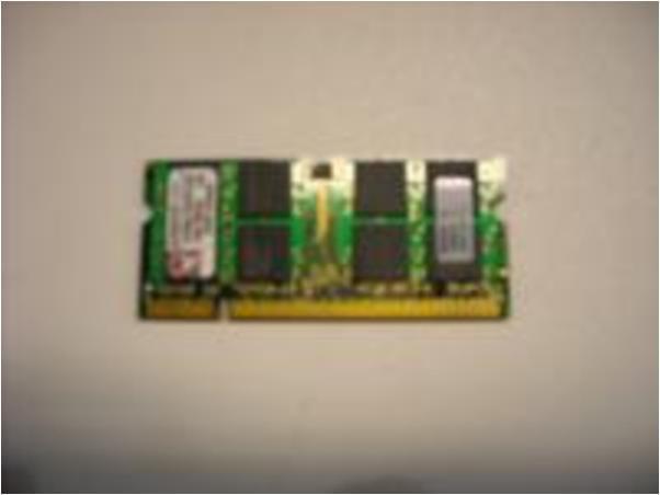 Kingston ValueRAM - Memory - 1 GB - SO DIMM 200-pin - DDR II - (Refurbished)