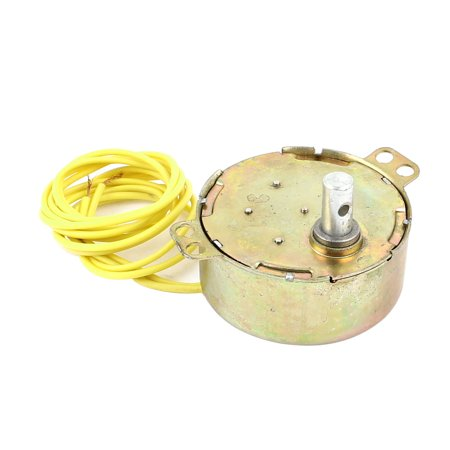 5/6r/min Speed AC220-240V Centrifugal Shaft Synchronous Motor for Microwave Oven ()