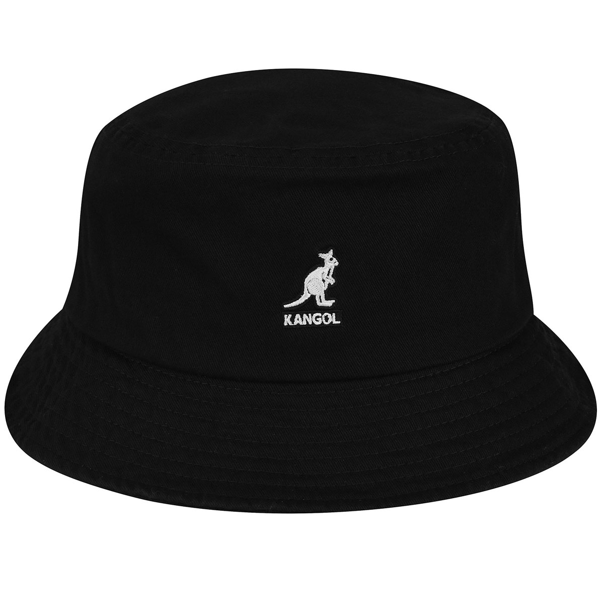 KANGOL - Men s Kangol Washed Bucket Hat - Walmart.com a2029a854e3
