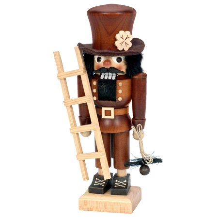 Christian Ulbricht Natural (Christian Ulbricht Natural Chimney Sweep Nutcracker )