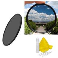 Nikon AF-S Nikkor 35mm f/1.8G DX Appropriate Digital Circular Polarizer (CPL)(52mm) + 3pc Cleaning Kit