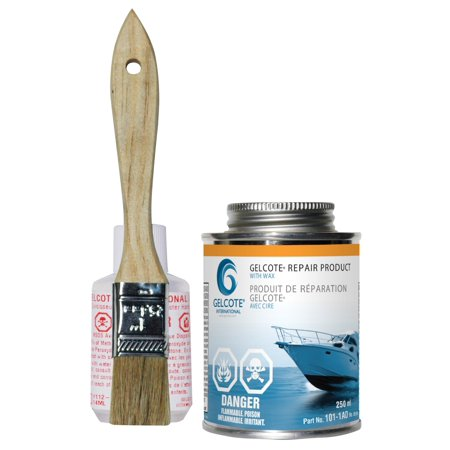 Captain Phab  Liquid Gelcote with Wax  250 ml #721592