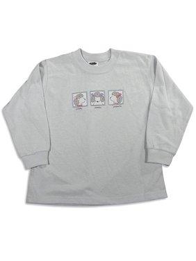 9029d623 Product Image Mulberribush - Little Girls Long Sleeve Poodle Shirt Green / 5