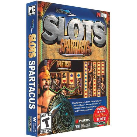 WMS Slots: Spartacus - Spartacus Costume
