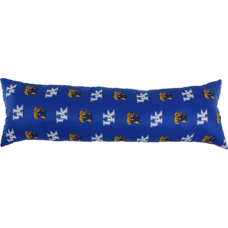 Kentucky Wildcats Big Comfy Body Pillow 20 Quot X 60