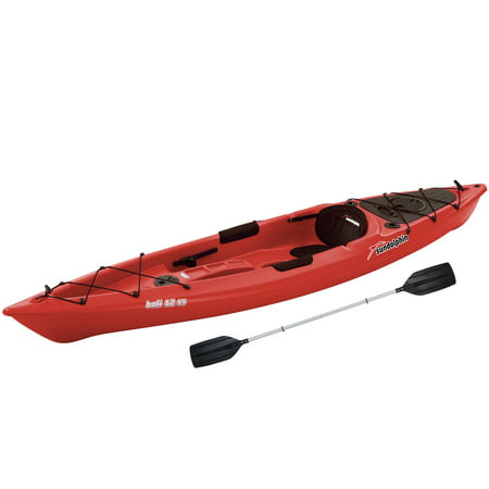 Sun Dolphin (51915-P) Bali Sit-On 12' Kayak, Paddle Included
