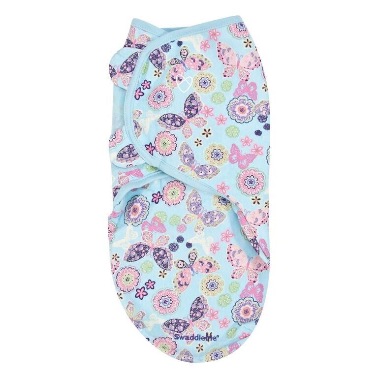 Summer Infant Original SwaddleMe - Flutter Flower