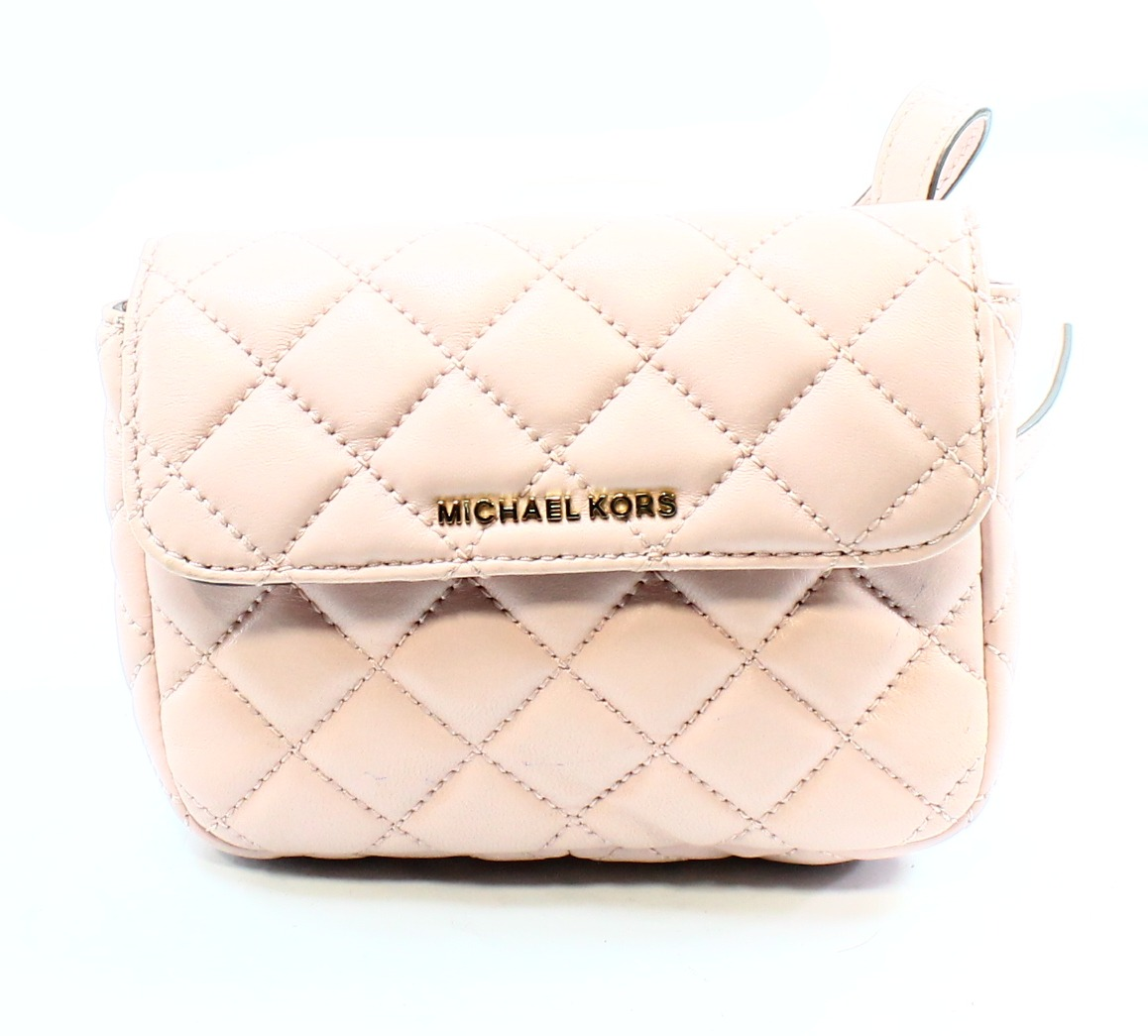 Quilted Mini Hip BagPurse