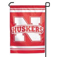 "Nebraska Cornhuskers 11""x15"" Garden Flag"