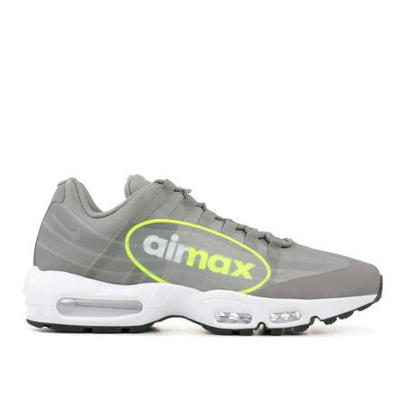 Mens Nike Air Max '95 NS GPX Big Logo Dust Volt Dark Pewter White AJ71