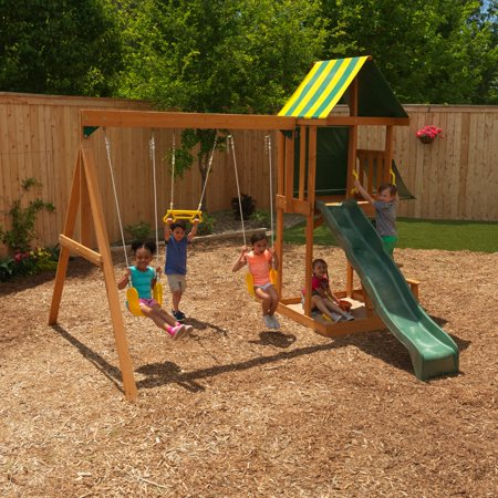 KidKraft Spring Meadow Wooden Playset