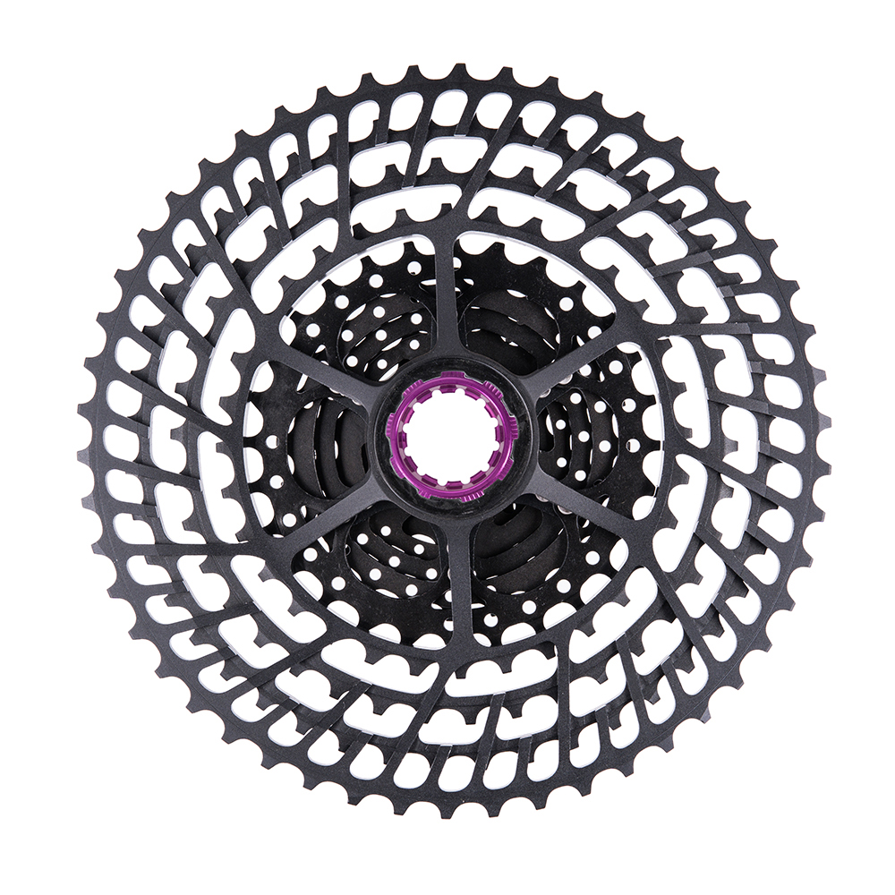 MTB 11 Speed Cassette 11-50T Wide Ratio Ultra Light 350g CNC Freewheel Mountain Bike Bicycle Parts