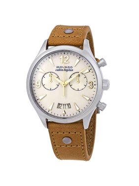 Movado Heritage Chronograph Ladies Watch 3650027