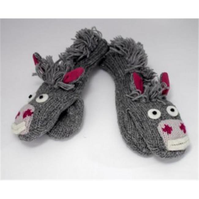 Nirvanna Designs MTDonkey Donkey Mittens