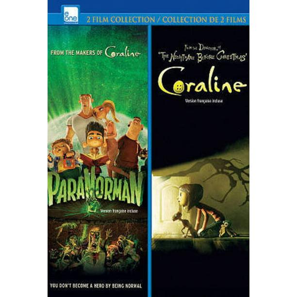 Paranorman Coraline Dvd Boxset Walmart Com Walmart Com
