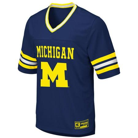 Michigan Wolverines Football Jersey (Mens Michigan Wolverines Football Jersey -)