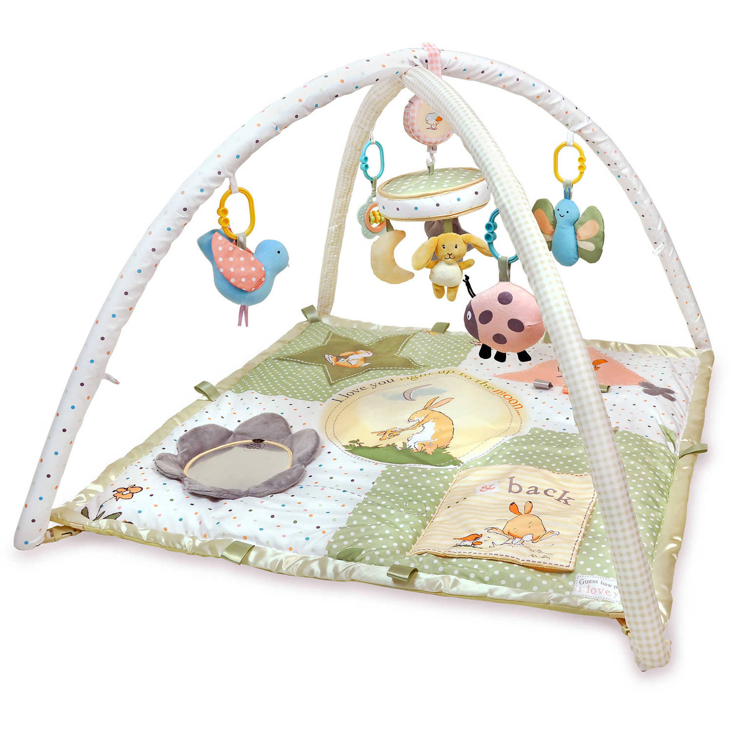 Kids Preferred Guess How Much I Love You Activity Play Gym
