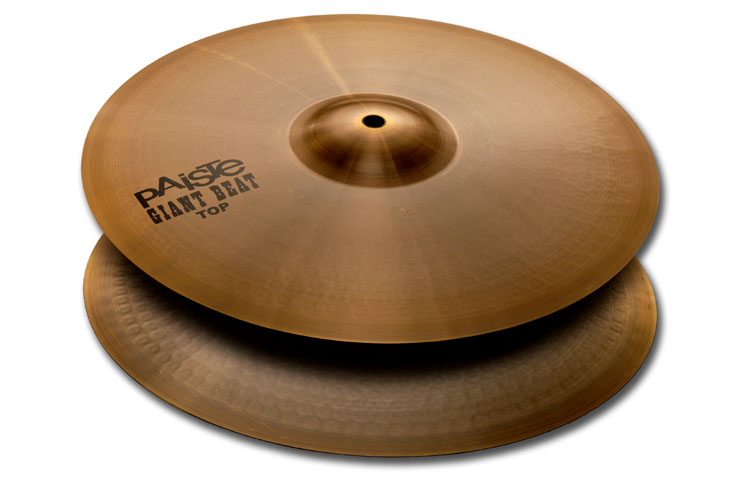 Paiste Giant Beat Series 15 Inch Pair of Hi Hat Cymbals by Paiste