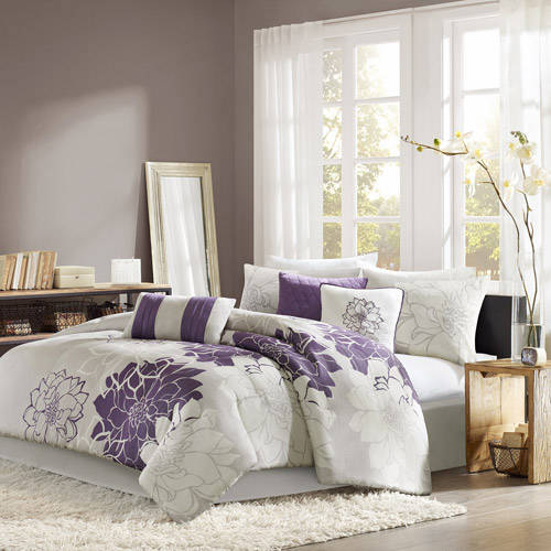 Home Essence Jane Print Comforter Set