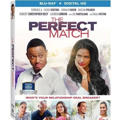 The Perfect Match (Blu-ray + Digital HD) (With INSTAWATCH)