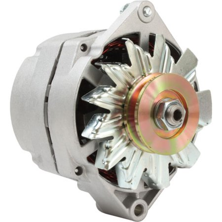 DB Electrical ADR0134 New Alternator for Tractor Delco 10SI with Tach, John Deere Tractor , Allis Chalmers Tractor , Massey Ferguson Tractor, Case Tractor, Bobcat Skid Steer