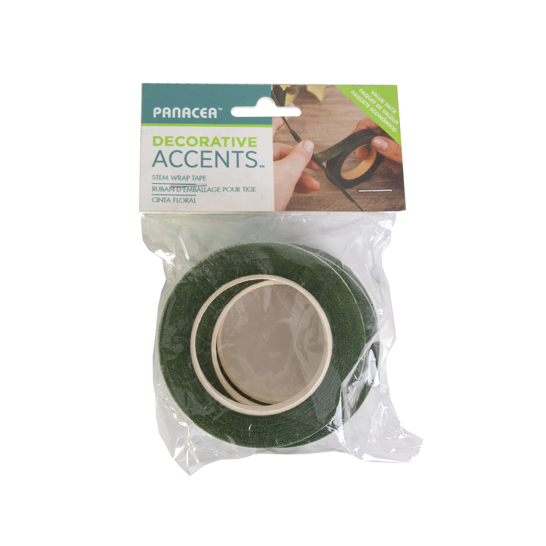 Floral Tape Value Pack 3pk Green