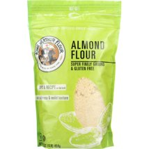 Flours & Meals: King Arthur Almond Flour