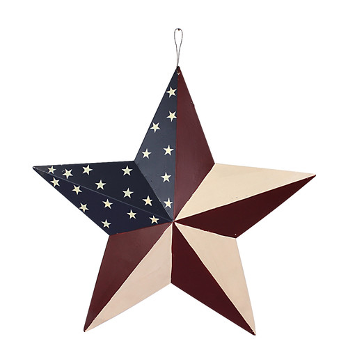 Attraction Design Home American Glory Star Wall D cor