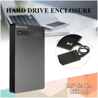 "2.5"" SATA USB 3.0 1TB External Hard Drives Portable Desktop Mobile Hard Disk Box"