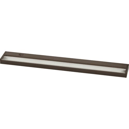 """Progress Lighting P7013-LED LED Under Cabinet Light Bar - 120v - Linkable - 3000K - 24"""" Long"""