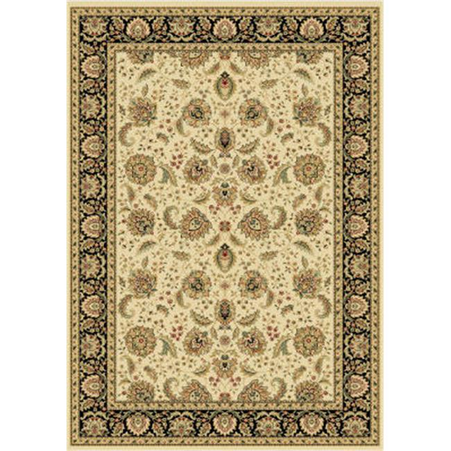 Wildon Home  Deonne Wheat/Black Area Rug