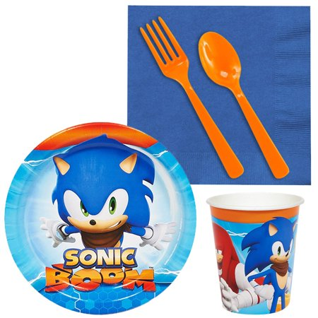 Sonic the Hedgehog Snack Pack for 16