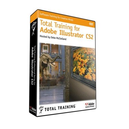 Total Training Adobe Illustrator Cs2 Win Mac  Dvd