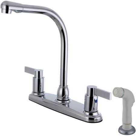 10 Inch Kitchen Faucet - Kingston Brass FB2751NDL 8