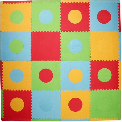Seed Sprout - Playmat Set, Multi Print