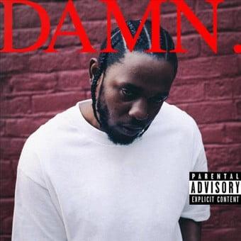 DAMN. (CD) (explicit)