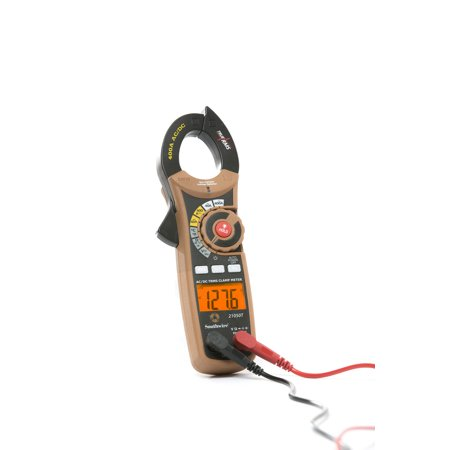 Southwire Tools & Equipment 21050T 400A True RMS AC/DC Clamp Meter ()