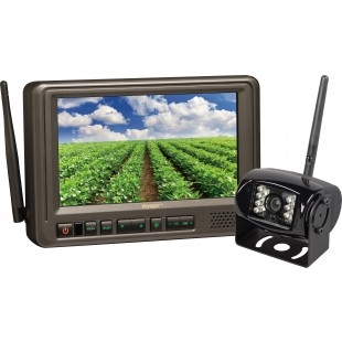 "Jensen ToughCam WVOS7MDCL1B 7"" Digital Wireless Observation System by Jensen"