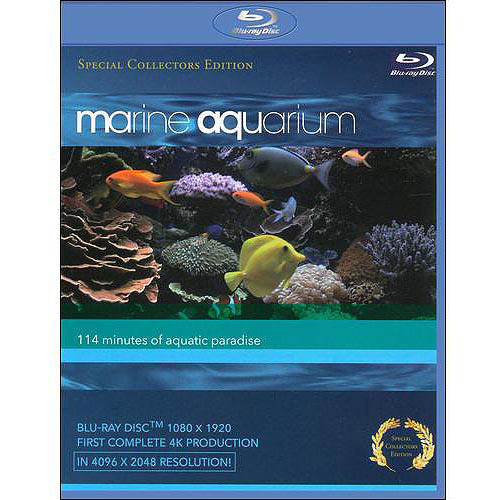 Marine Aquarium (Blu-ray) (Special Collector's Edition) (Widescreen)
