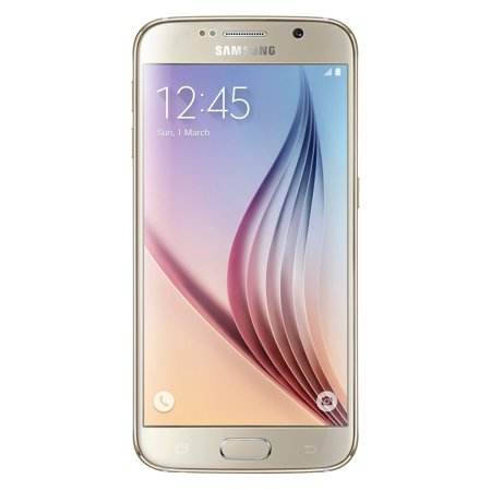 Samsung Galaxy S6 G920V 32GB Verizon 4G LTE Octa-Core Phone w/ 16MP Camera - Gold (Refurbished) ()