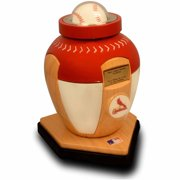 Official Major League Baseball Cremation Urn for Human Ashes - St. Louis Cardinals