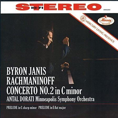Piano Concerto No 2 / 2 Preludes (Vinyl)