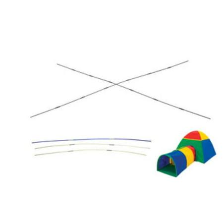 Bazoongi RP-CAB Poteaux de Remplacement Cabana - image 1 de 1